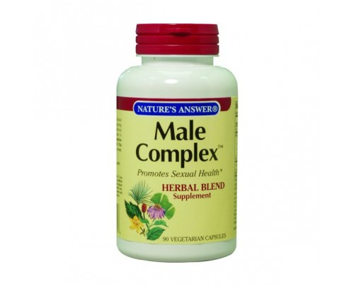 Nature's Answer Male Complex 90 Vegetarian Capsules