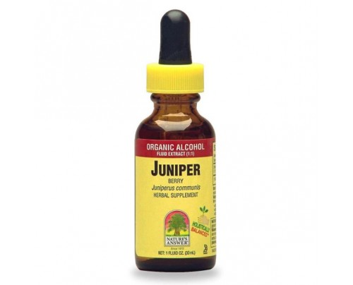 Nature's Answer Juniper Berries Extract 1oz.