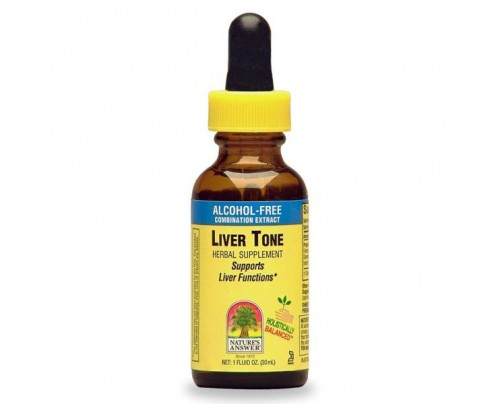 Nature's Answer Liver Tone Alcohol-Free Extract 1oz.