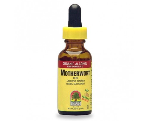 Nature's Answer Motherwort Extract 1oz.