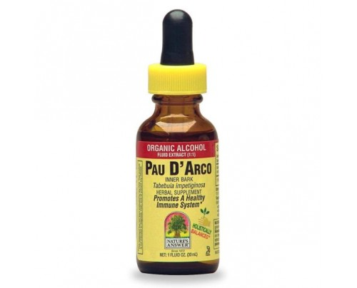 Nature's Answer Pau D'Arco Extract 1oz.