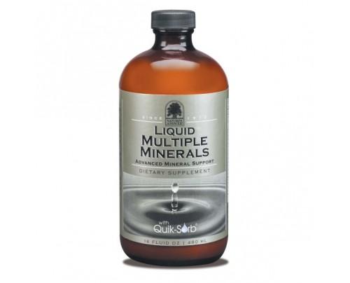 Nature's Answer Platinum Liquid Multiple Minerals 16oz.