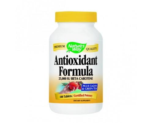 Nature's Way Antioxidant Formula 100 Capsules
