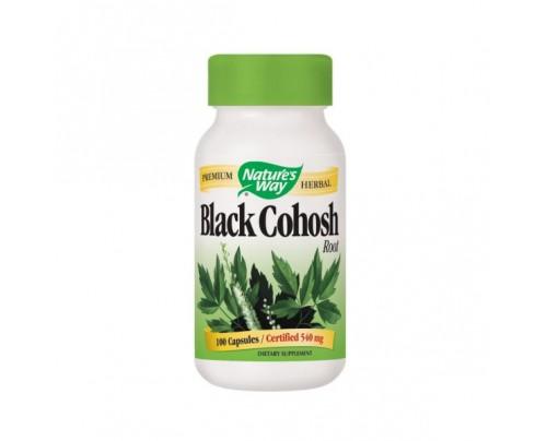 Nature's Way Black Cohosh 540mg 100 Capsules