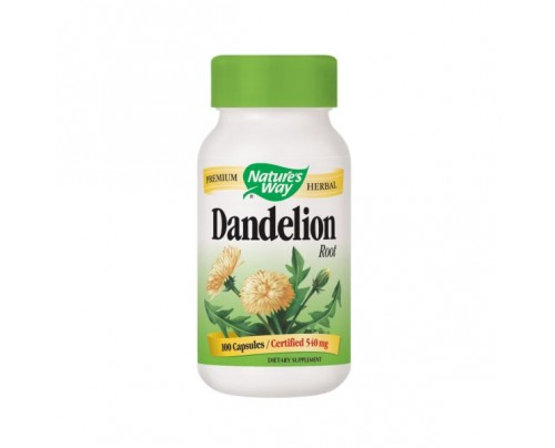 Nature's Way Dandelion Root 523mg 100 Capsules
