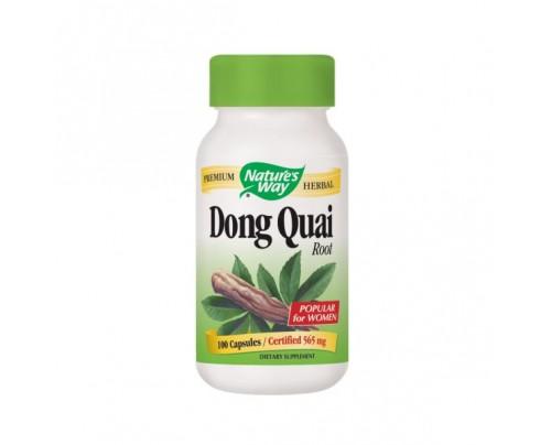 Nature's Way Dong Quai Root 565mg 100 Capsules