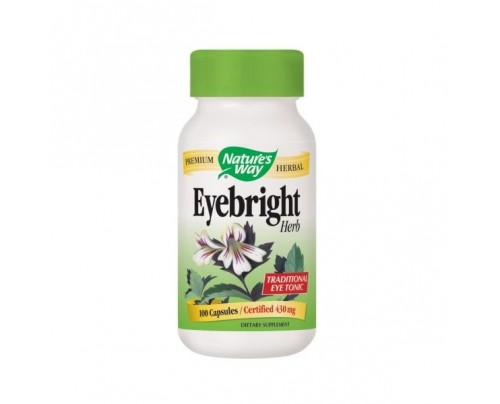 Nature's Way Eyebright Herb 430mg 100 Capsules