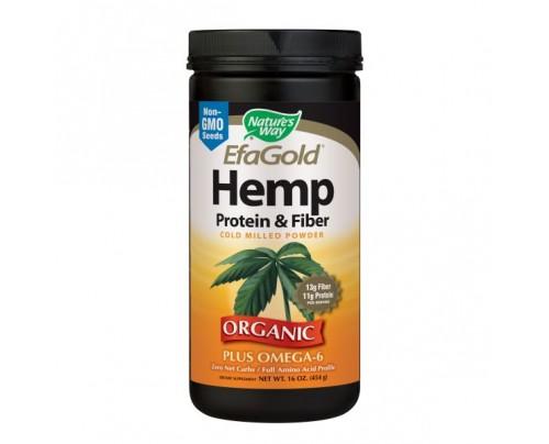 Nature's Way EfaGold Hemp Protein & Fiber Powder 16oz.