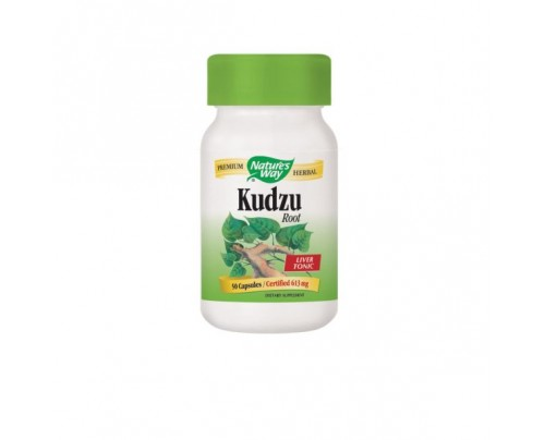 Nature's Way Kudzu Root Extract 610 mg 50 Capsules