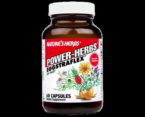 Nature's Herbs EggstraFlex Power-Herbs 675mg 60 Capsules