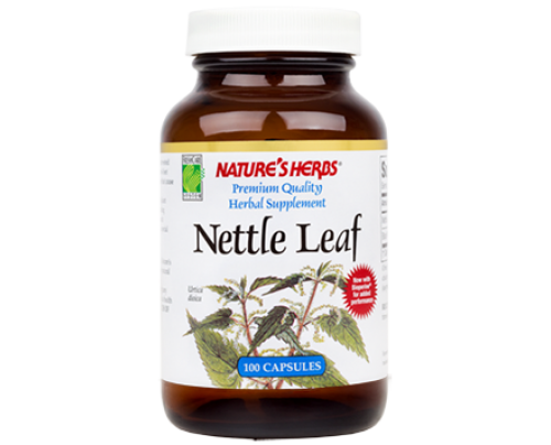 Nature's Herbs Nettle Leaf 4:1 Extract 237mg 100 Capsules