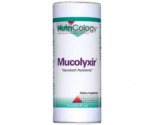 Nutricology Mucolyxir Nanotech Nutrients 0.4 fl. oz.