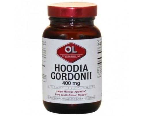 Olympian Labs Hoodia Gordonii 400mg 60 Capsules