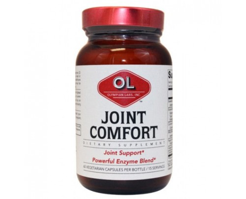 Olympian Labs Joint Comfort - Formerly Inflamericzyme 60 Capsules