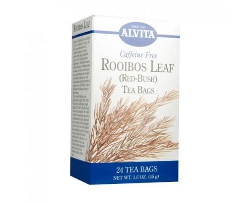 Alvita Teas Rooibos Tea 24 Tea Bags
