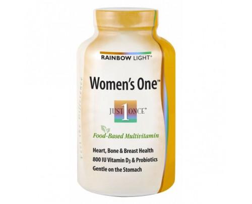 Rainbow Light Women's One Multivitamin 150 Tablets