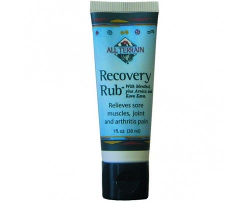All Terrain Recovery Rub with 5% Menthol 3 fl. oz.