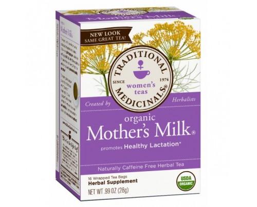 Traditional Medicinals Organic Mother's Milk Tea 16 Teabags