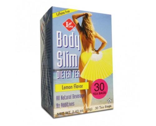 Uncle Lee's Body Slim Balance Lemon Dieter Tea 30 Tea Bags