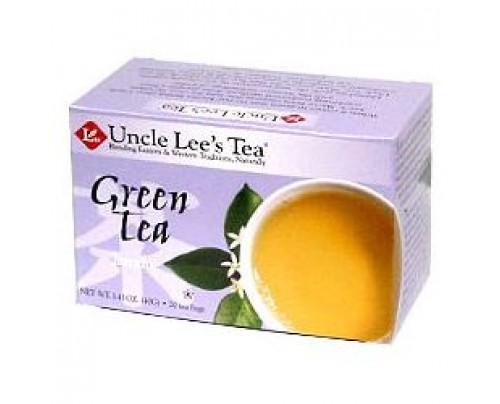 Uncle Lee's Jasmine Green Tea 20 Tea Bags