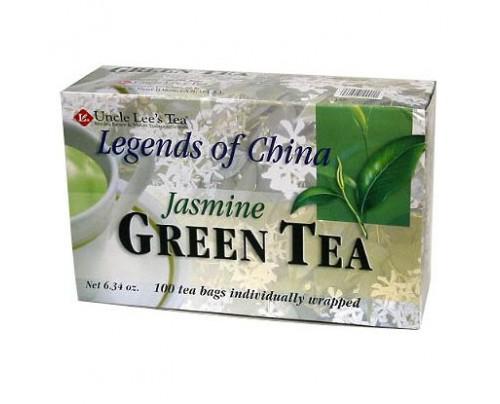 Uncle Lee's Legends of China Jasmine Tea 100 Tea Bags