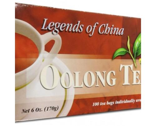 Uncle Lee's Legends of China Oolong Tea 100 Tea Bags