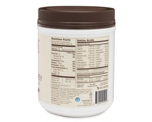 Vital Proteins Collagen Whey Grass-Fed Pasture-Raised Vanilla Coconut 20 oz.