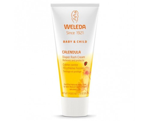 Weleda Calendula Baby Diaper Care Diaper Rash Cream