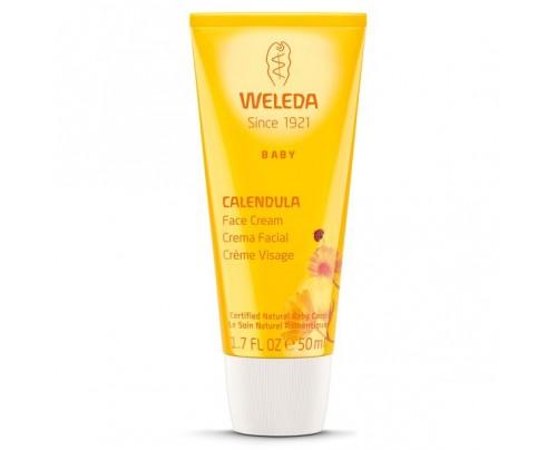 Weleda Calendula Baby Face Cream