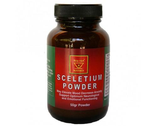African Red Tea Imports Sceletium Tortuosum 50 g Powder
