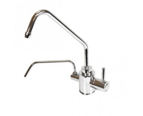 Air Water Life Undersink Aqua-Ionizer Deluxe 7.0 Faucet Spout Polished Chrome