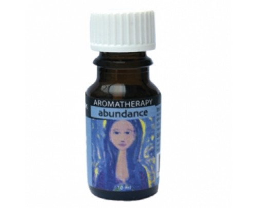 Earth Solutions Abundance Affirmation Aromatherapy Oil 10 mL