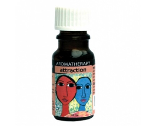 Earth Solutions Attraction Affirmation Aromatherapy Oil 10 mL