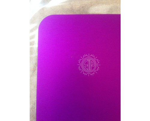 Energy Innovations Positive Energy Purple Plate Large (Scratch & Dent)
