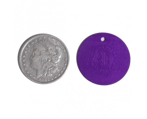 Energy Innovations Positive Energy Purple Disk Large