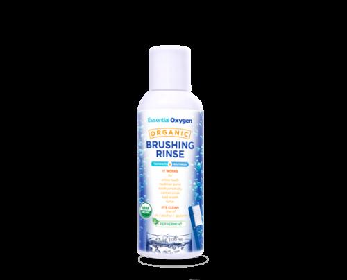 Essential Oxygen Organic Brushing Rinse 4 fl. oz.