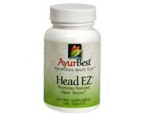 AyurBest Komal Head EZ 100 Tablets