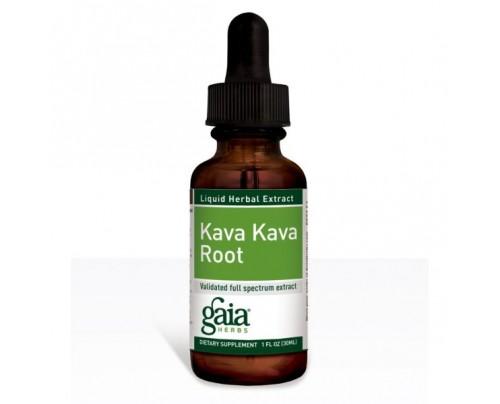 Gaia Herbs Kava Kava Root Extract