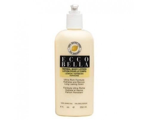 Ecco Bella Herbal Body Lotion Lemon Verbena 8.5 fl. oz.