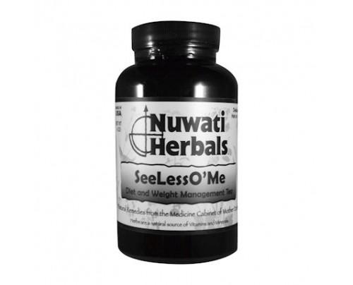 Nuwati Herbals SeeLessO'Me Tea 6 oz.