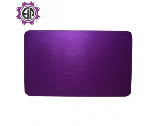 Energy Innovations Positive Energy Purple Plate Small
