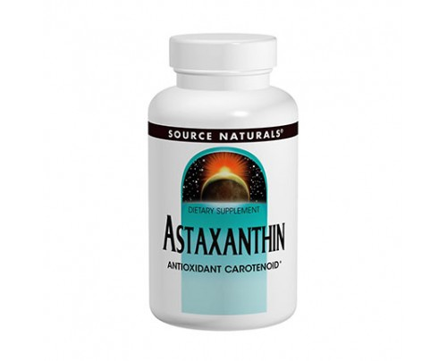 Source Naturals Astaxanthin 2 mg 60 Tablets
