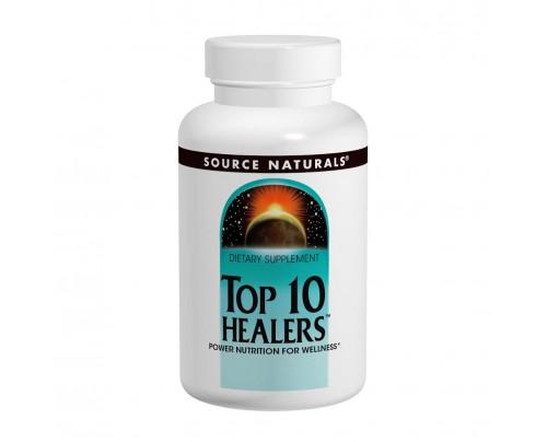 Source Naturals Top 10 Healers 120 Tablets