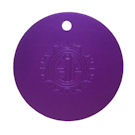 Positive Energy Purple Disk Large