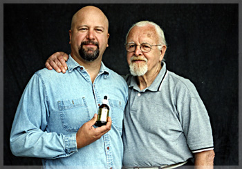Strauss Naturals Founders Jim Strauss and Peter Strauss